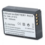 LP-E10 bateria 750 mah para CANON 1100D KISS X50 REBEL T3 1200D