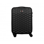 Куфар Wenger Lumen Hardside Luggage 20'' Carry-On 32 л черен