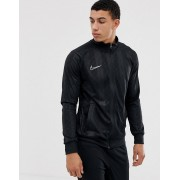 Nike Football academy track top in black
