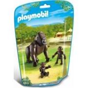 GORILA CU PUI Playmobil