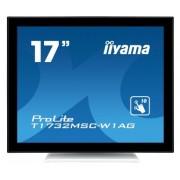 iiyama ProLite 43,2cm (17') T1732MSC-W1AG 5:4 M-Touch DVI+USB wht