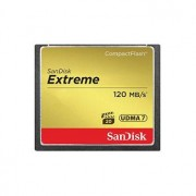 SanDisk CompactFlash Extreme, 64GB, UDMA 7, 120MB/s
