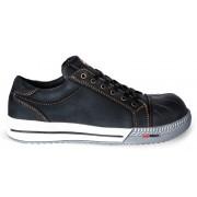 Redbrick Flint Sneaker Laag + KN Zwart - Maat 42