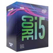 Procesor Intel Coffee Lake Refresh Core i5-9500F, 3.00GHz, 9MB, 65W (Box)