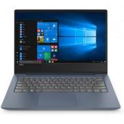 "Лаптоп Lenovo Ideapad 330S-14IKB - 14"" FHD IPS, i3-8130U, 8GB, Midnight Blue"