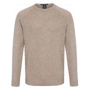 Strellson Rundhals-Pullover Strellson beige Herren 52 beige