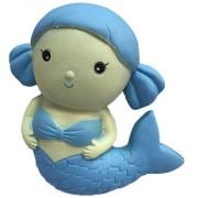 Squishy Antistress Sirena Parfumat cu Revenire Lenta (Albastra)