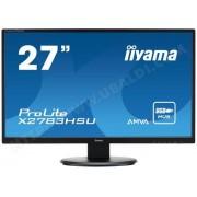 IIYAMA Ecran 27 pouces Full HD Prolite X2783HSU-B1