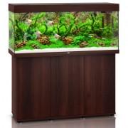 Juwel Aquarium / Kast-Combinatie Rio 240 LED SBX - Donker hout