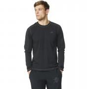 adidas Men's Workout Training Sweatshirt - Black - S - Black