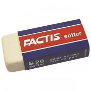 Gumica sintetička S20 softer Factis bijela-KOMAD 000000495
