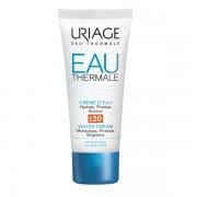 Uriage Eau Thermale Light Water - Crema hidratanta lejera SPF20 pentru ten normal / mixt x 40 ml