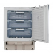 Bosch Serie 6 GUD15A50GB Static Built Under Freezer - White