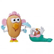 Playskool Friends Mrs. Potato Head Mermaid Story Pack