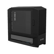 EVGA DG-86 Gaming Computer Case - ATX, EATX, Micro ATX, Mini ITX, SSI CEB, SSI EEB Motherboard Supported - Full-tower - Steel, Acrylonitrile Butadiene Styrene (ABS) - Gunmetal Grey - 19.60 kg