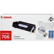 Canon 0264B002 Tóner negro Original 706