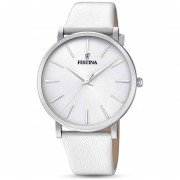 Reloj F20371/1 Blanco Festina Mujer Boyfriend Collection Festina