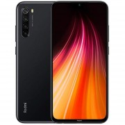 Celular Xiaomi Redmi Note 8 64gb/4gb Cam.cuadruple Snap 665 -Negro