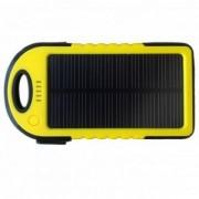 Incarcator universal solar micro usb 5000mAh