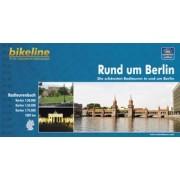 Fietsgids Bikeline Rund um Berlin Berlijn   Esterbauer