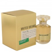 United Dreams Dream Big by Benetton Eau De Toilette Spray 2.7 oz