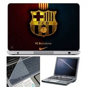 FineArts Laptop Skin - FC With Screen Guard and Key Protector - Size 15.6 inch