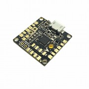 Generic Mini 20x20mm PBF3 EVO 6DOF F3 Flgiht Contorl Board With MPU6000 SPI 5V 3A BEC Support Soldering ESC