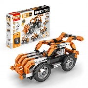 Engino Inventor Build 50 Motorized Multi-Models Construction Kit