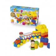Clemmy Plus Tren - Clementoni