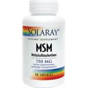 MSM 90cps Reducerea inflamaţiilor şi durerilor în afecţiunile osteo-articulare.