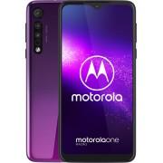 Motorola One Macro - 64GB - Ultra Violet (Paars)