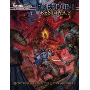 Freeport Bestiary: A Sourcebook for the Pathfinder Roleplaying Game, Hardcover