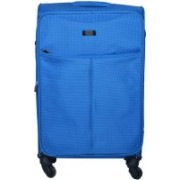 Sprint Trolley Case Expandable Cabin Luggage - 20 inch(Blue)