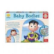 Puzzle Baby Bodies 30 x 15 x 7 cm