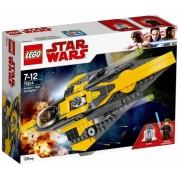 Jedi Starfighter al lui Anakin 75214 LEGO Star Wars