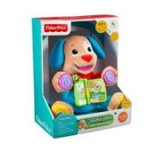 Jucarie de Plus Fisher Price Laugh and Learn Singin Storytime Puppy