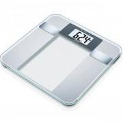 Електронен кантар Beurer BG 13, Измерване на тегло, мускулна маса, мастни натрупвания и течности, Стъклен, BEU.760304