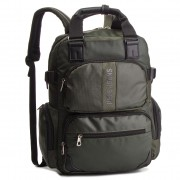 Раница PEPE JEANS - Bromley Laptop PM120026 Military Green 679