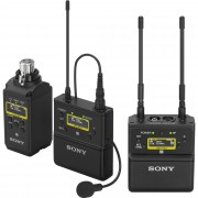 Sony UWP-D26 Camera-Mount Wireless Combo Microphone System