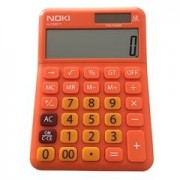 Calculator 12 digit NOKI H-CS001T portocaliu