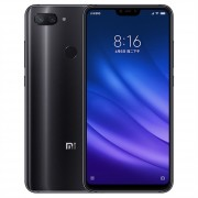 Celular Xiaomi MI 8 Lite 4GB RAM 64GB ROM Global Version - Negro