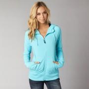 kapucnis pulóver női - HERITAGE - FOX - 10582-376