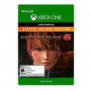 Microsoft dead or alive 6 digital deluxe edition xbox one