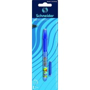 Roller cu cartus SCHNEIDER Zippi + 1 rezerva cerneala/blister