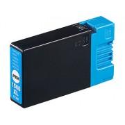 Cartouche compatible Canon PGI-1500 XL - Cyan