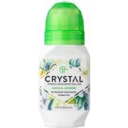 crystal ess. deo roll-on vanília-jázmin, 66 ml
