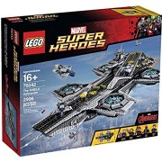 LEGO Superheroes The Shield Helicarrier