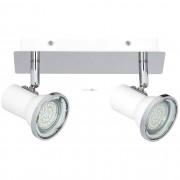 Rábalux 5498 Steve 2xGU10 max.15W IP44 fali/mennyezeti spot lámpa