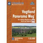 Wandelgids Hikeline Vogtland Panorama Weg   Esterbauer