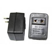 Convertor tensiune 230V-120V 50W